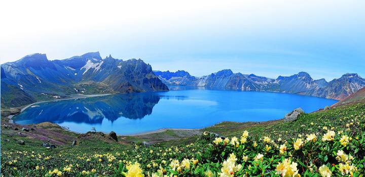 T1:吉林、长白山、镜泊湖、哈